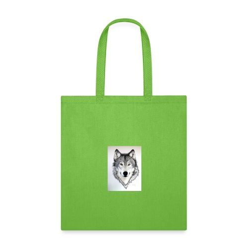White Wolf - Tote Bag
