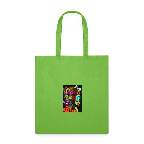 Halloween Trick or Treat - Tote Bag
