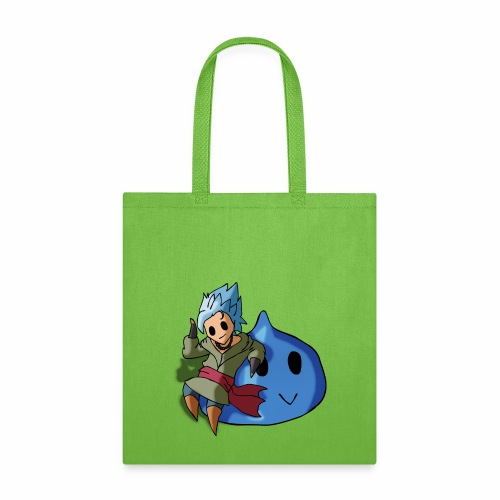 cute video game character - Tote Bag