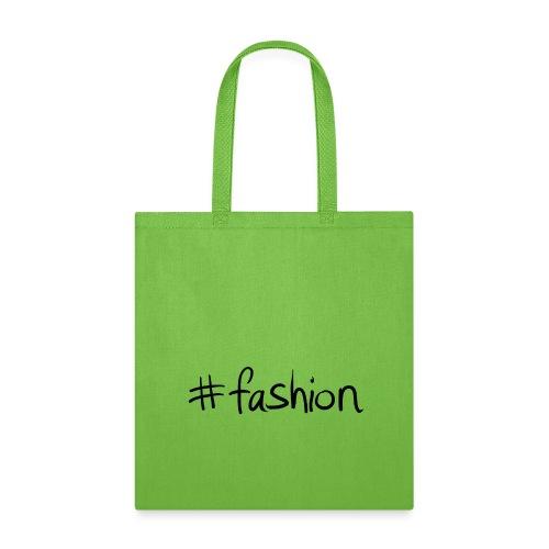 shirt hashtag fashion - Tote Bag