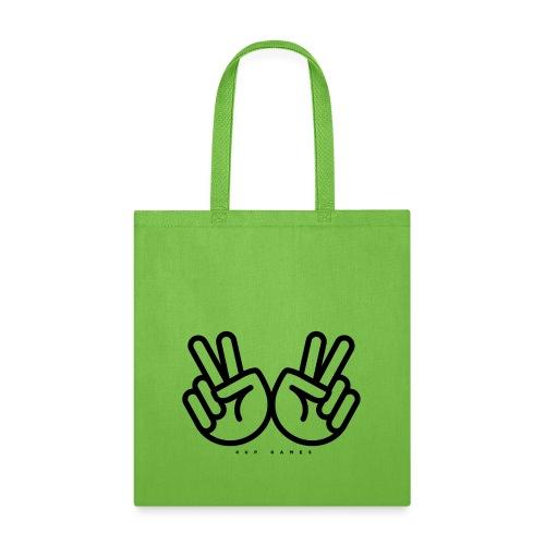 Increase The Peace (Dark) - Tote Bag