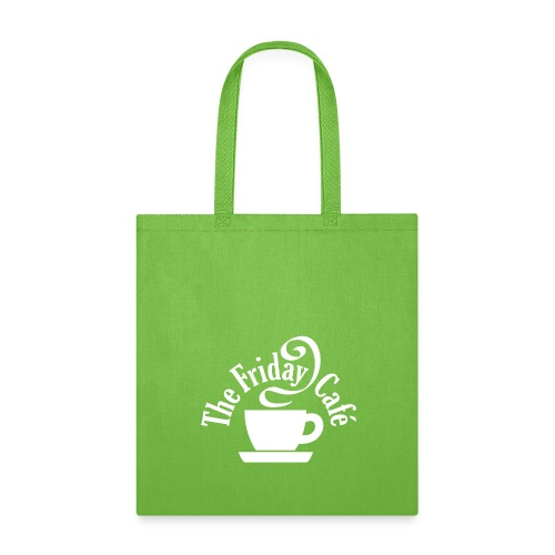 The Friday Cafe logo - Tote Bag