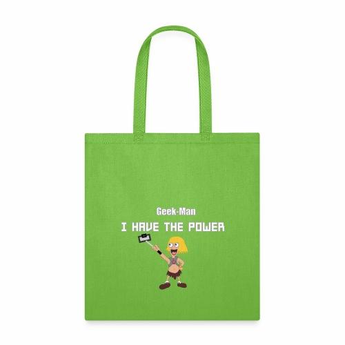 Geek-Man - Tote Bag