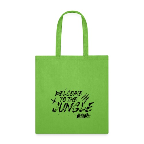 Welcome to the Member Jungle - Tote Bag
