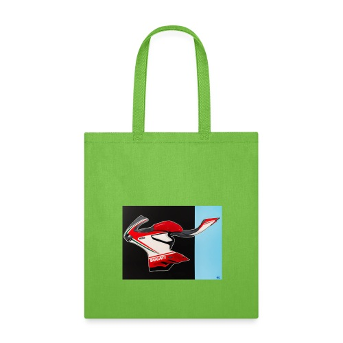 Naked Ducati - Tote Bag