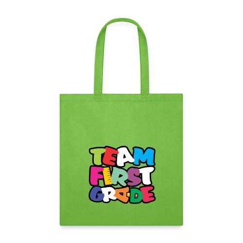 Team First Grade - Tote Bag