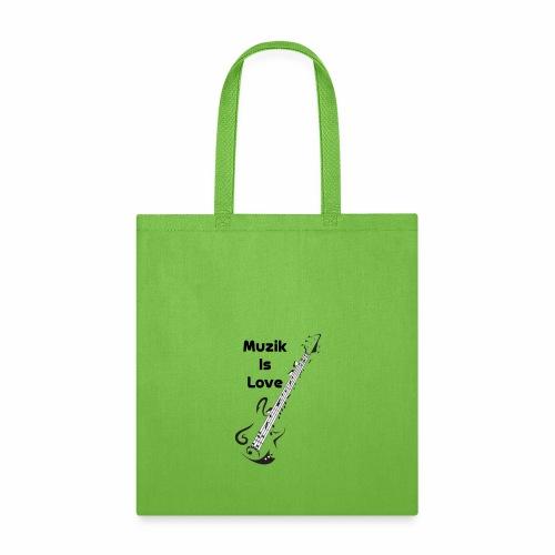 Man T-Shirt - Tote Bag