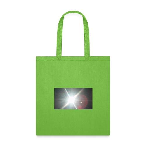 Ecliptic above - Tote Bag