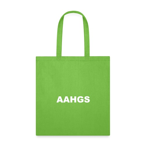 AAHGS (white) - Tote Bag