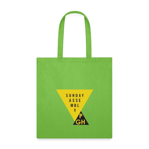 Sunday Assembly Pittsburgh Logo - Tote Bag