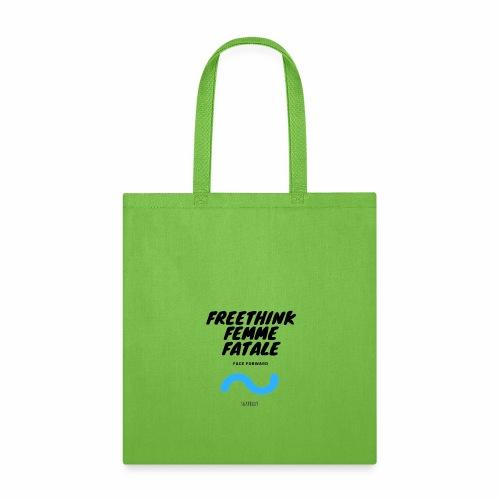 Freethink Femme Fatale - Tote Bag