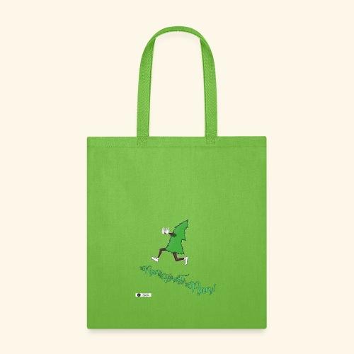 Run, Forest, Run! - Tote Bag