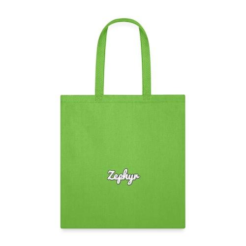 Zephyr Electronic & EDM - Tote Bag