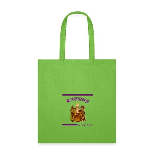 TAURUS PURPLE - Tote Bag