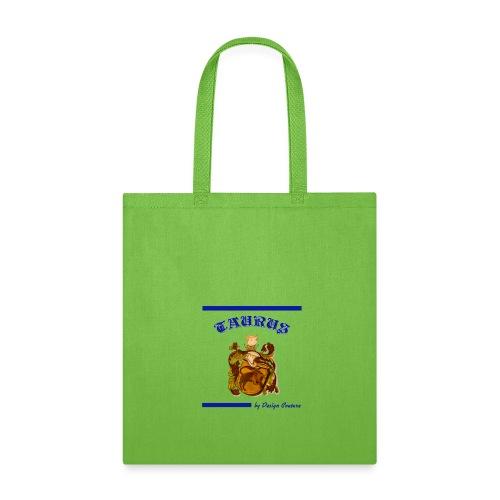 TAURUS BLUE - Tote Bag