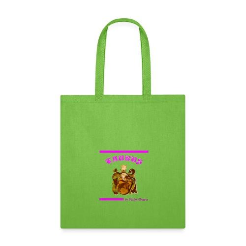 TAURUS PINK - Tote Bag