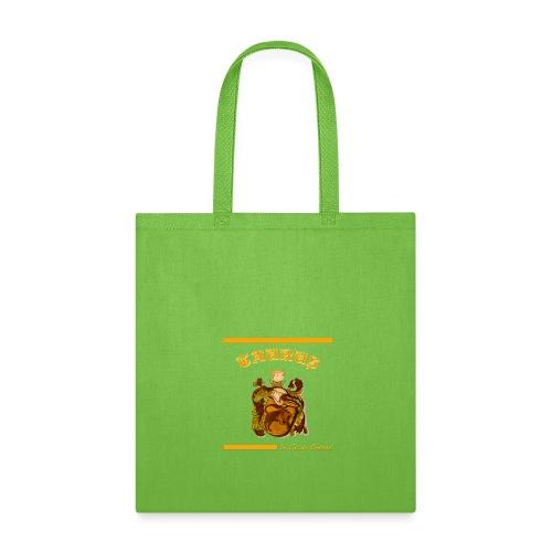 TAURUS ORANGE - Tote Bag