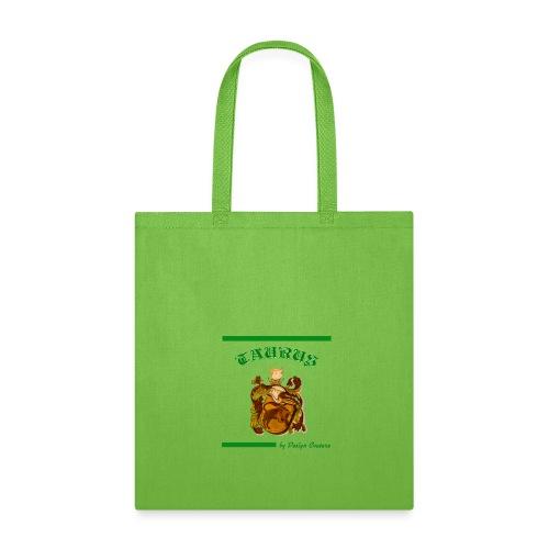 TAURUS GREEN - Tote Bag