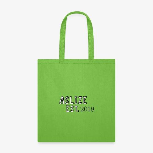 Aslize 2018 - Tote Bag