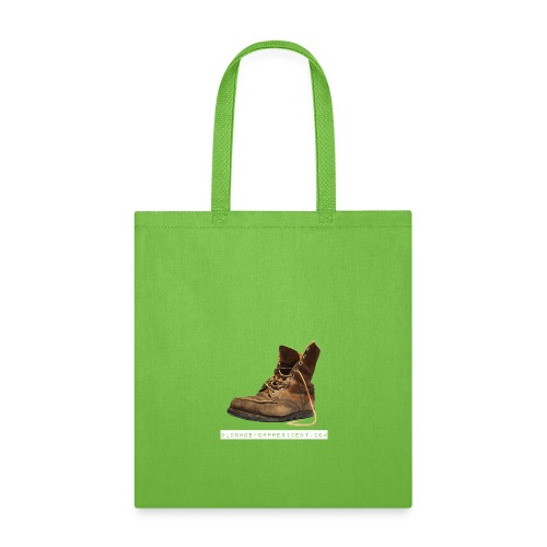 Old Shoe for President T-Shirt - Tote Bag