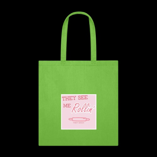 They see me rollin - Tote Bag