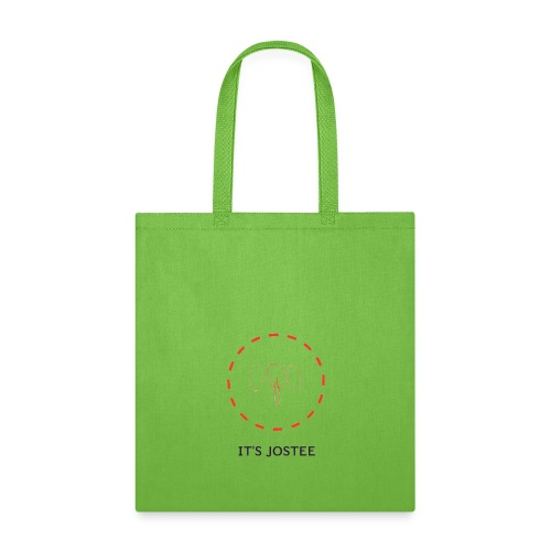 It's jostee NeonElephant. - Tote Bag
