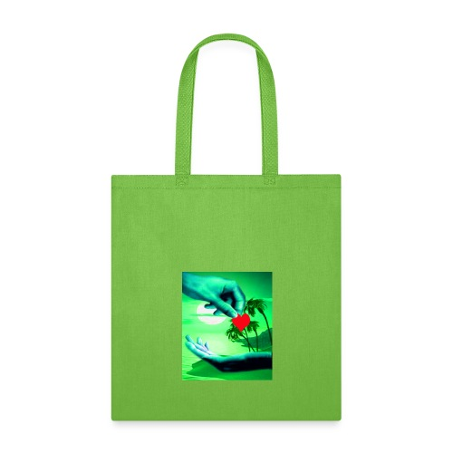 The cheek of my heart - Tote Bag