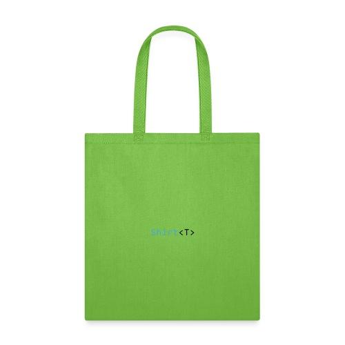 Shirt Programming Code Design - Tote Bag