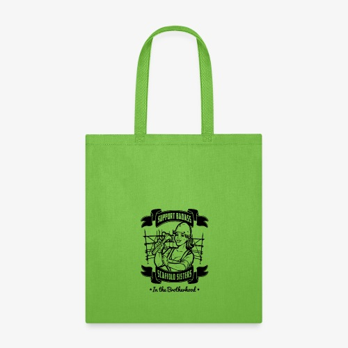 Support Badass Sisters - Tote Bag