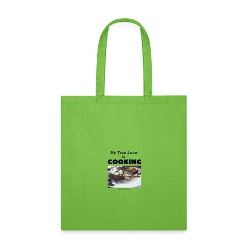 Chef Tobias Cooks - Tote Bag