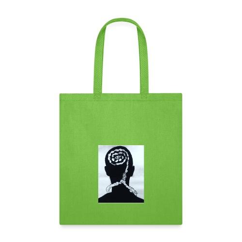 Abstract - Tote Bag