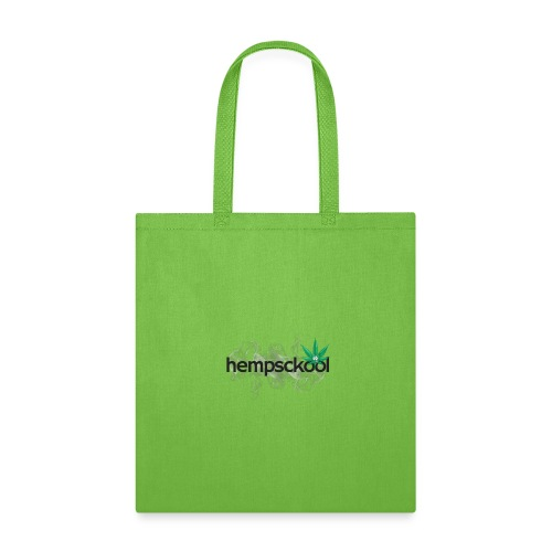 The HempSckool - Tote Bag