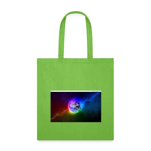 Earth shock wave - Tote Bag