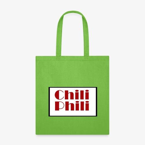 Chili Phili Yt Merch - Tote Bag