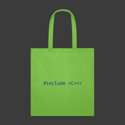 Blue Include Logo - Tote Bag