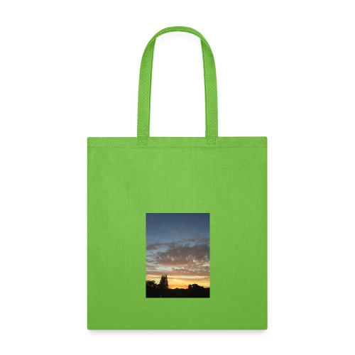 nuclear sunset - Tote Bag
