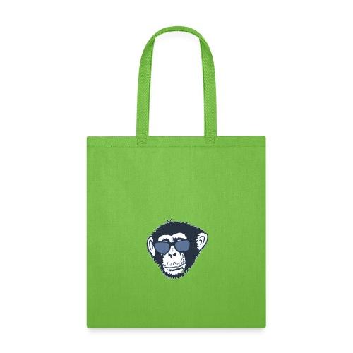 Monkey Des - Tote Bag
