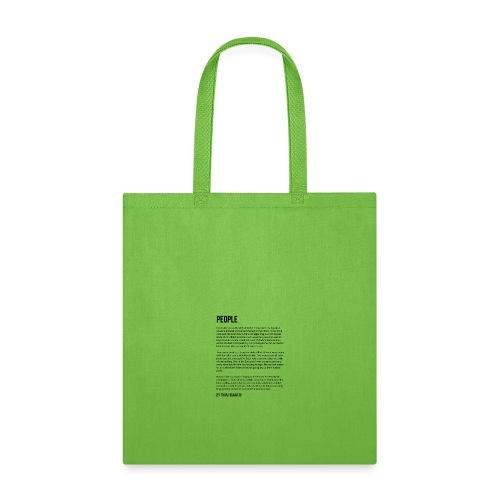 People - Tote Bag