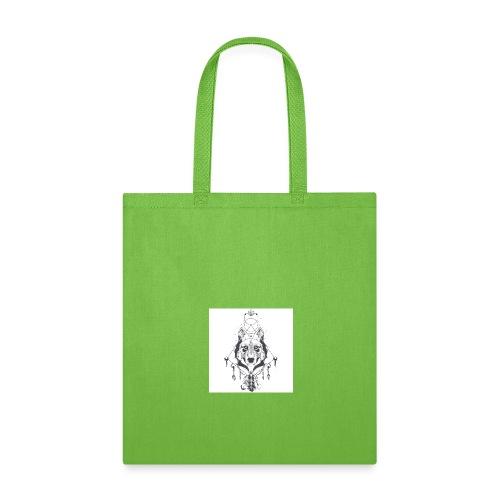 Indian Wolves - Tote Bag