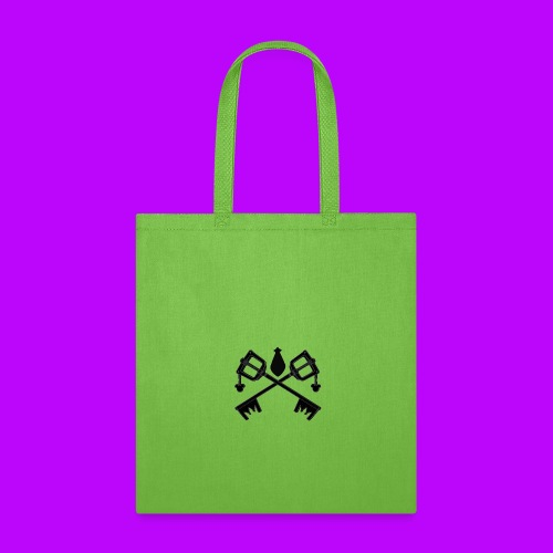 The Keyblades of Fate Inverted - Tote Bag