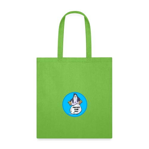 Official Linus Appalling | Protect Your Egg - Tote Bag