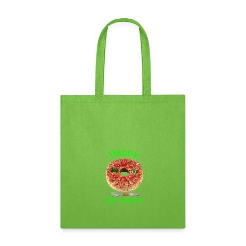 Happy Holidays Fruit Cake - Tote Bag