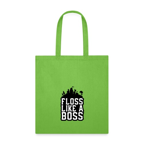 floss like boss t shirt 450w 11707723511 - Tote Bag