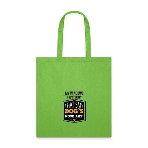 Dog Garden flag - Tote Bag
