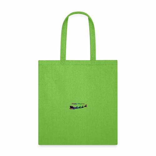 HappyHolyday - Tote Bag