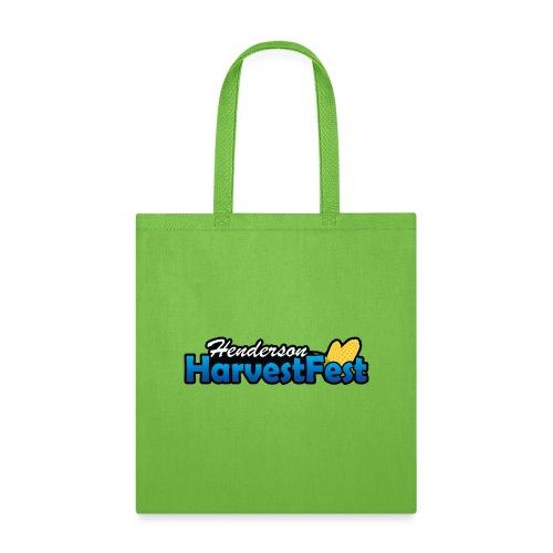 Henderson Harvest Fest - Tote Bag