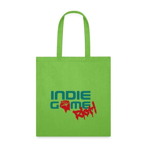 62069 Indie Game Riot png - Tote Bag