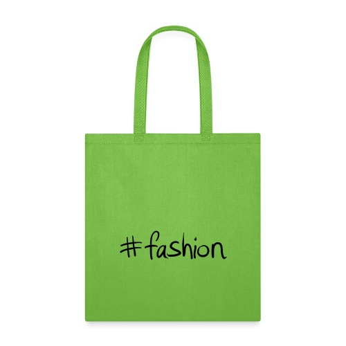 shirt hashtag fashion - Tote Bag