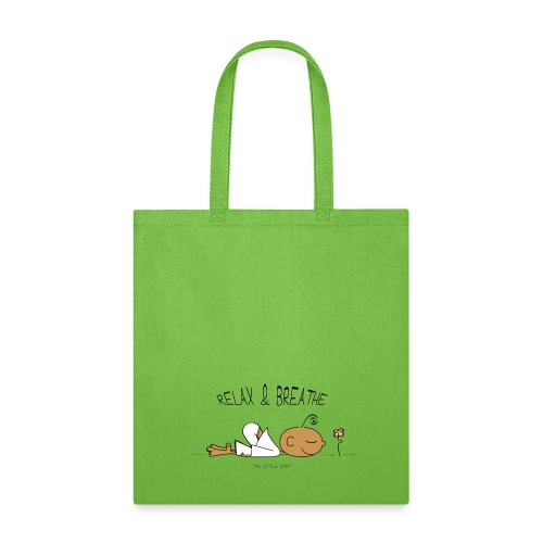 Relax & Breathe - Tote Bag