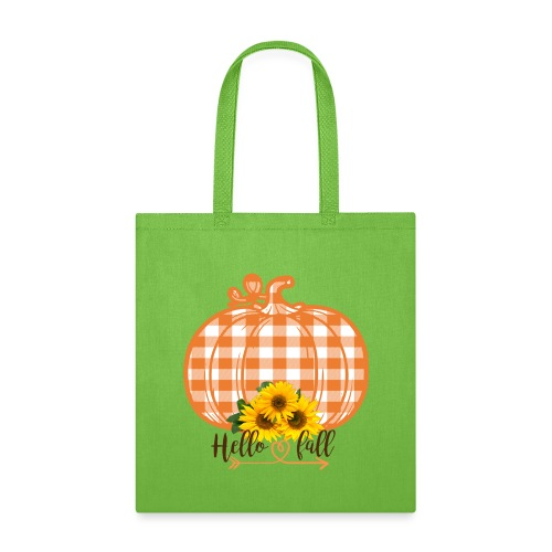 Hello Fall! - Tote Bag
